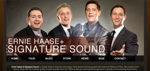 The Signature Sound Quartet